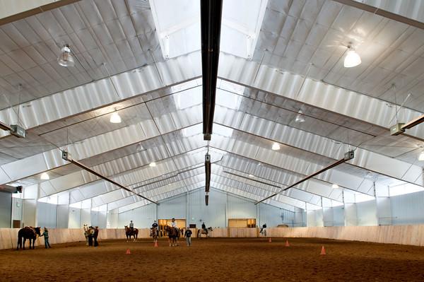 Arena & Barn