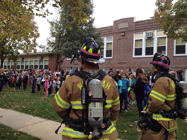 Fire Prevention 2014