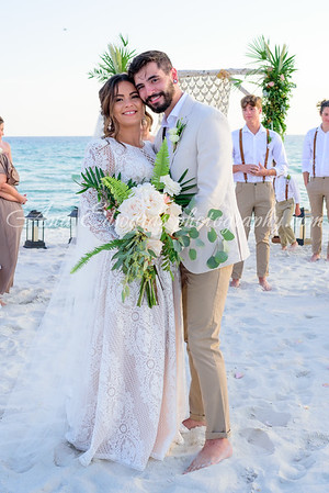 Mr. and Mrs. Frerichs-Richard. The Opulent Pearl   |  Panama City Beach