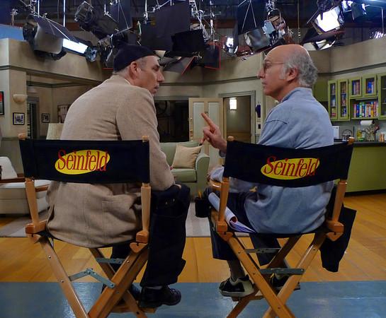 Seinfeld reunion show