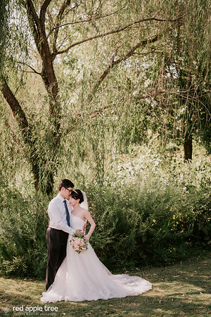Cindy + Ben Wedding