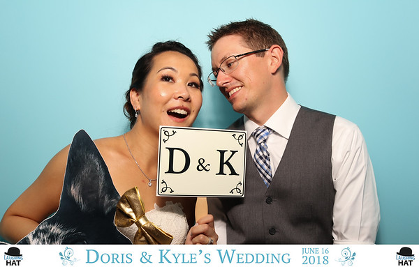 Doris & Kyle's Wedding