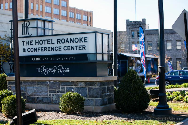 Hotel Roanoke & Conference Center