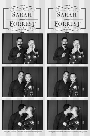 Sarah & Forrest