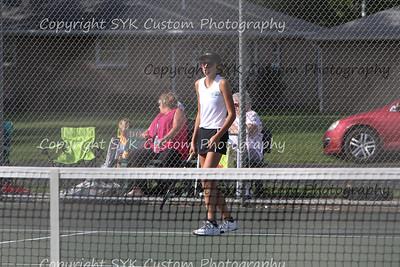 WBHS Tennis vs Salem