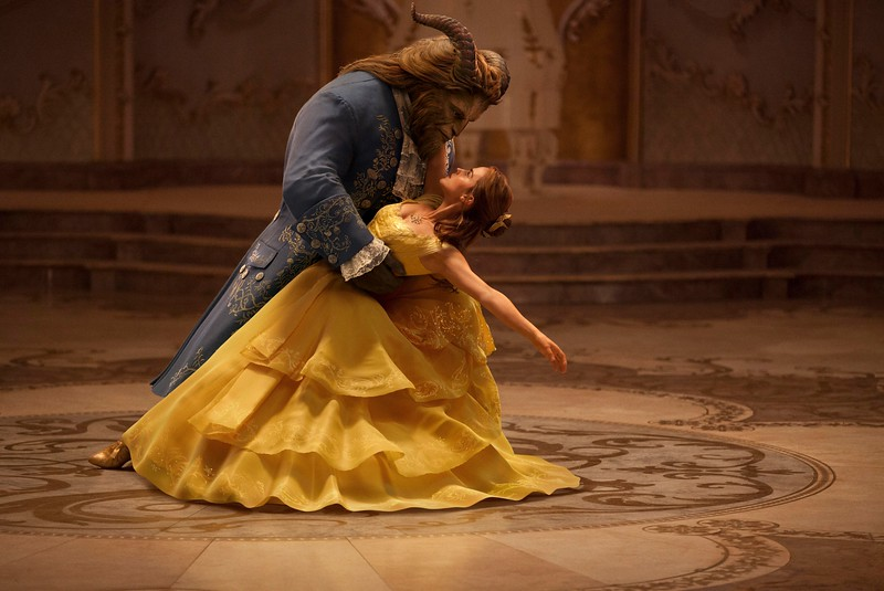 Check out more stills from BEAUTY AND THE BEAST