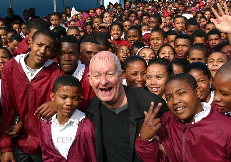 Performer, actor and social activist Pieter Dirk-Uys
