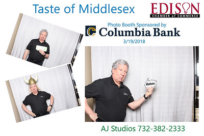Taste of Middlesex by Edison Chamber of Commerce