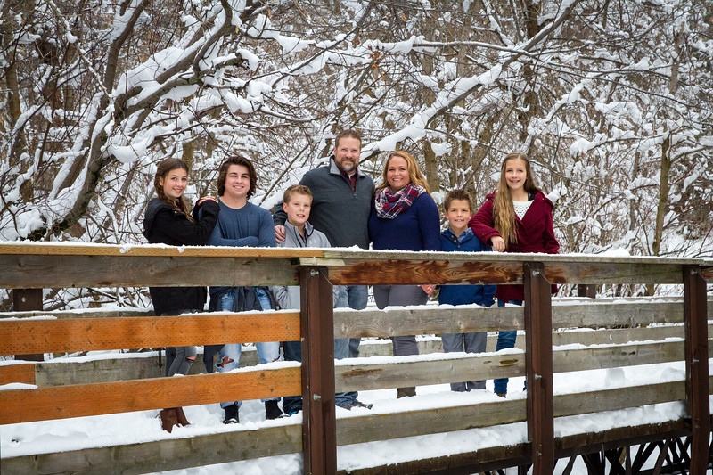 FAMILY PORTRAITS with Baldwins