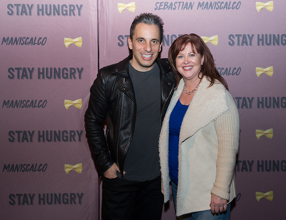 Sebastian Maniscalco Show at Landmark Theater 1-27-2018