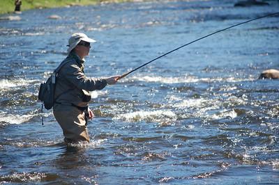 Fly Fishing, New Hampshire
