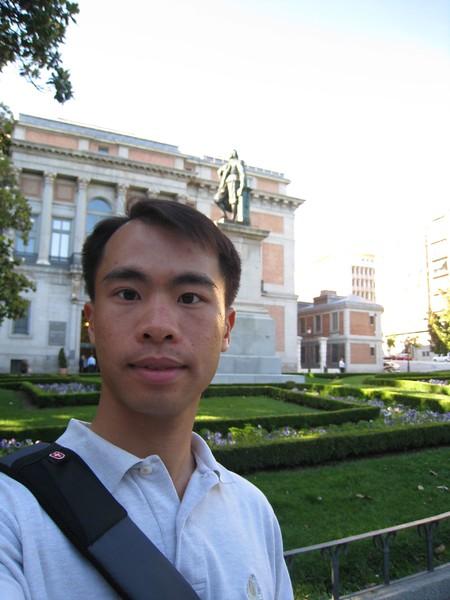 JC at Prado