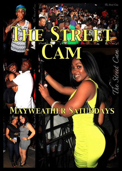 The Street Cam: Mayweather Saturdays (5/14)