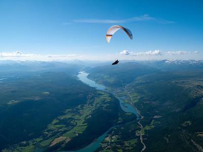 Paragliding 2012