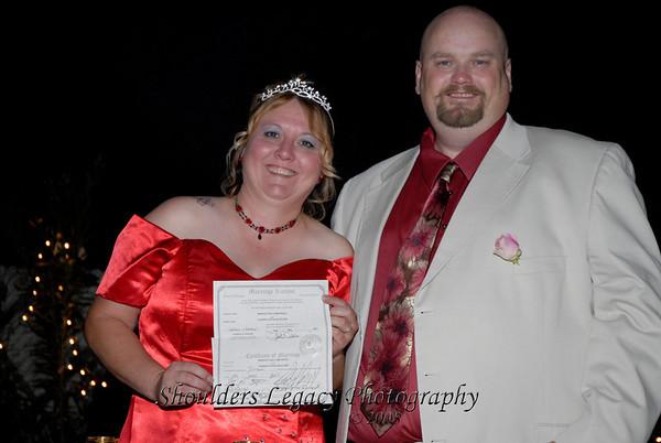 2007 Cornwell Wedding