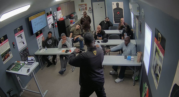 TCP Black Shield Concealed Carry Class