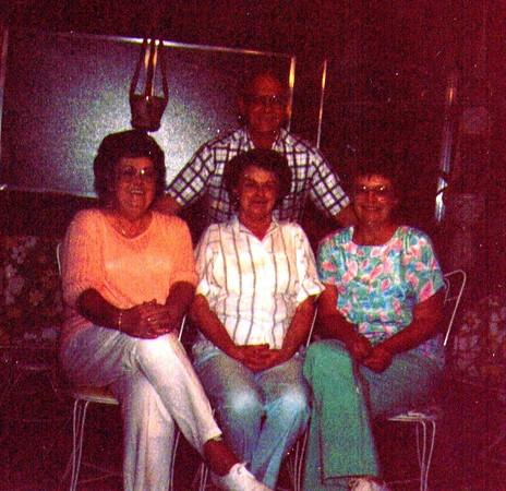 Wayne,JoeAnne,Bette, Maudie