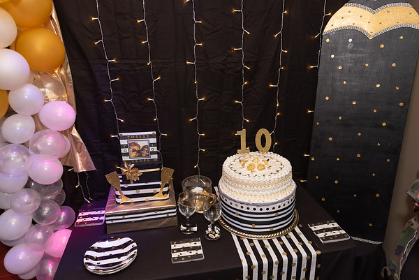 Ted and Hilda's 10th Anniversary Party, 2019