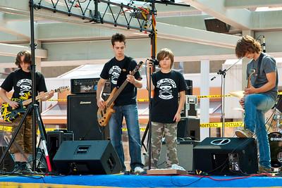 Rock the Square 2009
