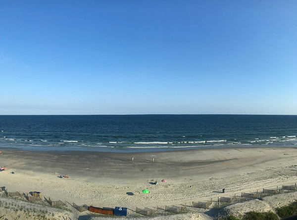 Cherry Grove Beach Vacation 2018