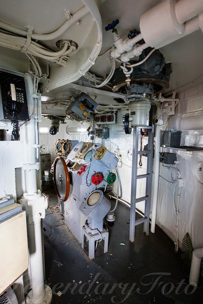USS Missouri Bridge