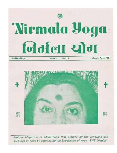 Nirmala Yoga 1982