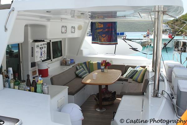 2012 Flotilla Scrub Island