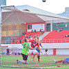 Football - First Division - Lincoln v Lions (2-0)