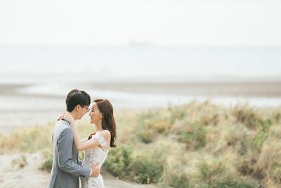 Pre-wedding | Gina + Hao