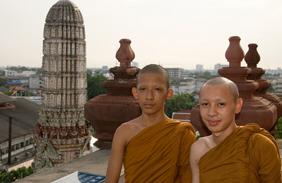Wat Arun วัดอรุณ pt. 2 - October 2008