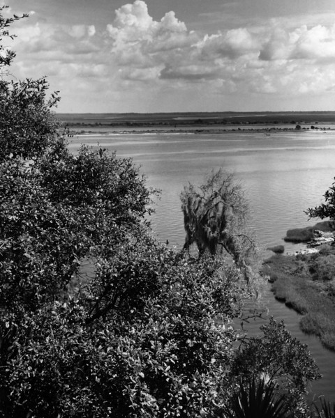 The St. Johns River in 1959.