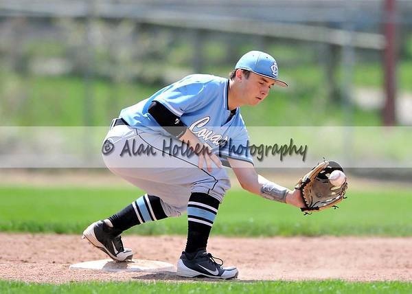 Varsity Baseball Okemos at Lansing Catholic