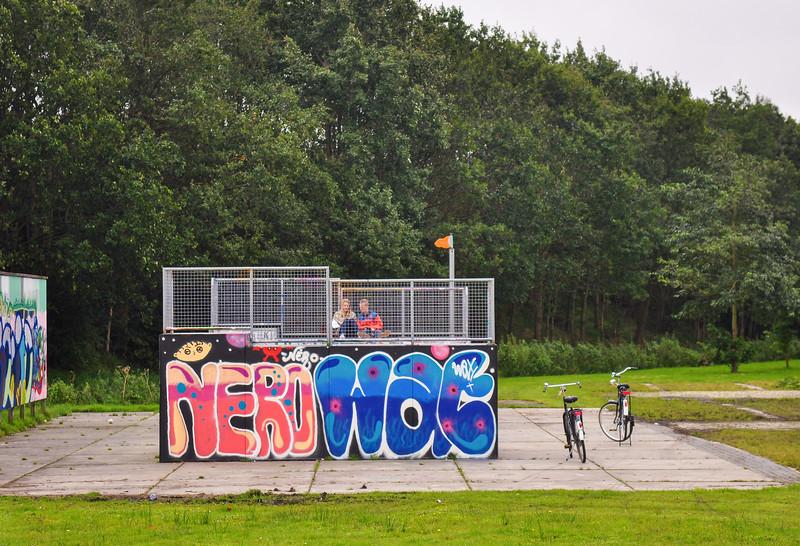 Kloosterveen skate park
