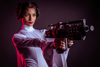 Princess Leia - Ivy