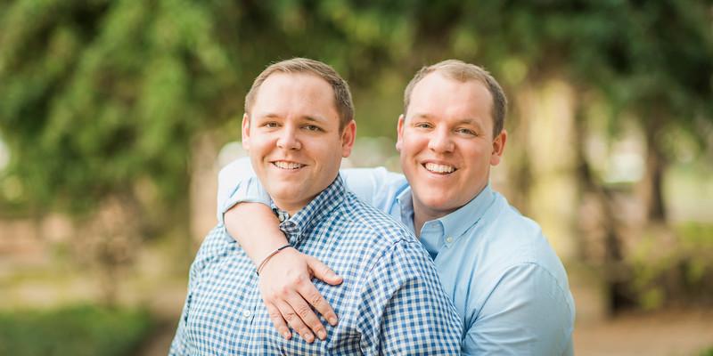 Robert & Ben's Engagement Faves