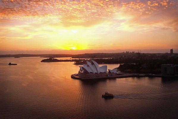 Australia Christmas 2011 (Bridge Climb)