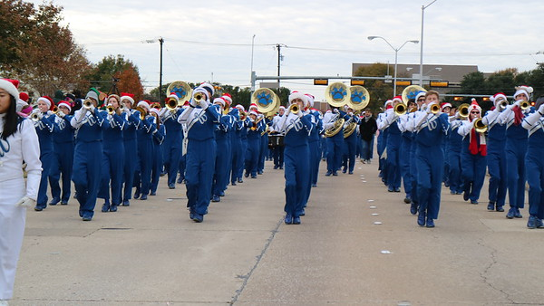 Plano Holiday Parade 12/10/2016