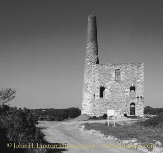 West Chiverton Mine, Cornwall