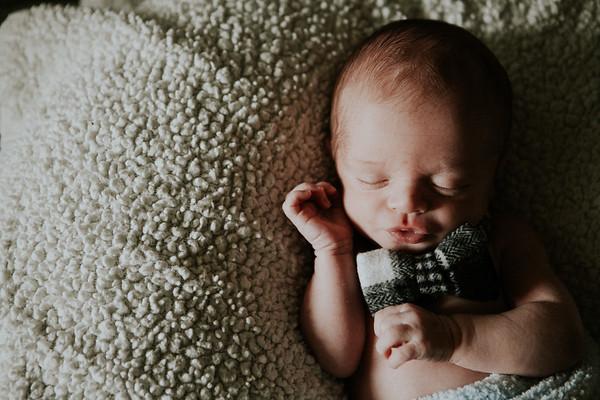 Baby Bennett | Mini Session