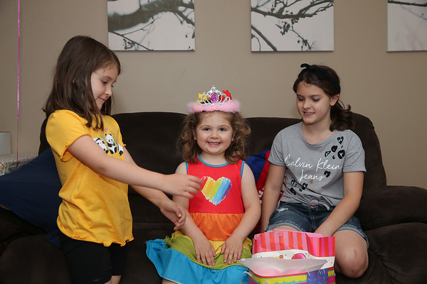 June | Emmy's 4th Birthday