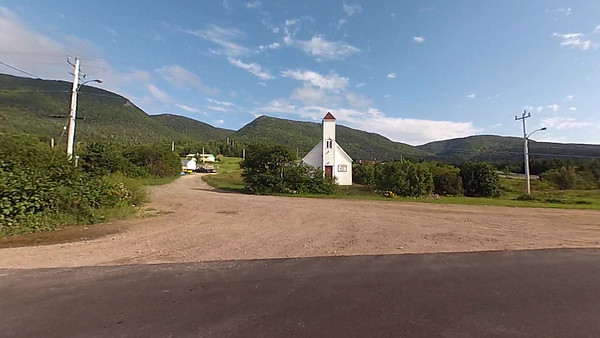 West Side of Cape Breton Island