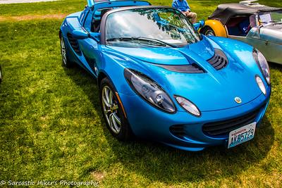 Saratoga Automobile Museum's British Car Show