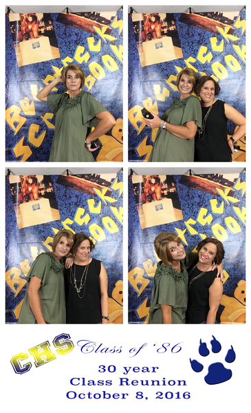 Carencro Class of 1986 Photo Booth