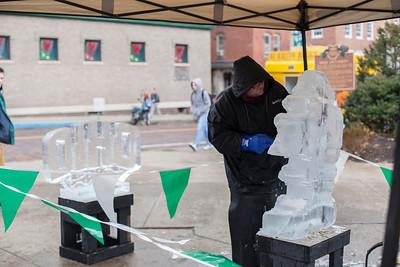Ice Sculptor December 2014