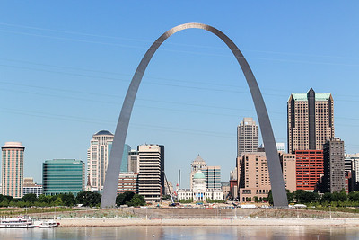 2016-06-08 | Gateway Arch | St. Louis, Missouri | Road Trip