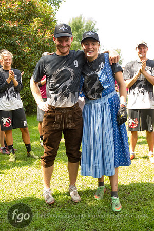 8-5-14 USA Drag'N Thrust v Austria Catchup Gratz Mixed Division Tuesday Matchup at WFDF 2014 World Ultimate Club Championships