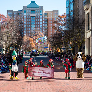 2017 Reston Holiday Parade