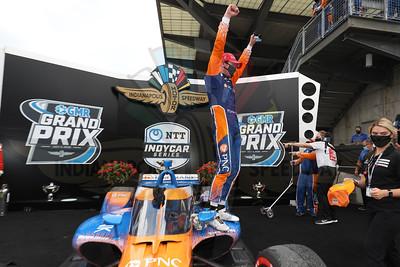 02-GMR Grand Prix - Indianapolis