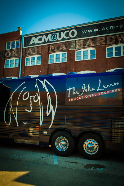 @lennonbus, 2013_02_23, Academy of Contemporary Music, ACM, lb.org, OK, Oklahoma City, Student Recording Session, JLETB