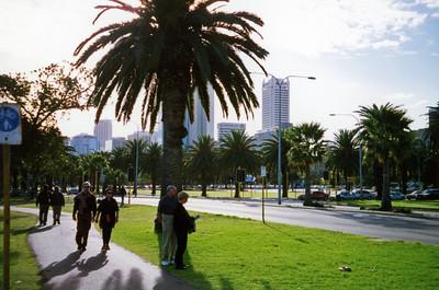 Perth July 2000